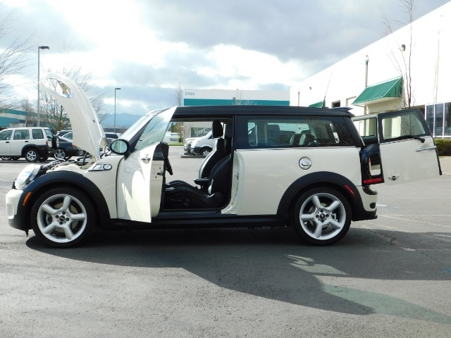 2010 Mini Cooper Clubman Cooper S / Hatchback 3Dr / Leather / Pano - Photo 27 - Portland, OR 97217