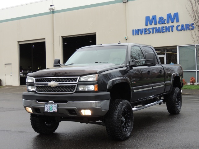 2005 Chevrolet Silverado 2500 Duramax Lifted