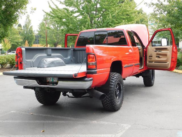 1998 Dodge Ram 2500 Laramie SLT / 4X4 / 5.9L DIESEL / 12-VALVE / 5-SPD - Photo 29 - Portland, OR 97217