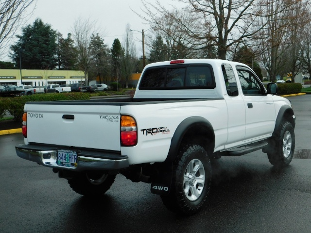 2004 Toyota Tacoma SR5 XtraCab 4x4 / V6 3.4L / TRD OFF-ROAD / LIFTED - Photo 7 - Portland, OR 97217