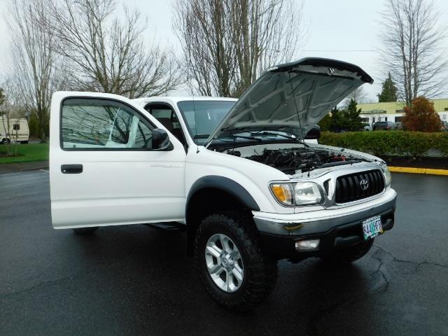 2004 Toyota Tacoma SR5 XtraCab 4x4 / V6 3.4L / TRD OFF-ROAD / LIFTED - Photo 33 - Portland, OR 97217