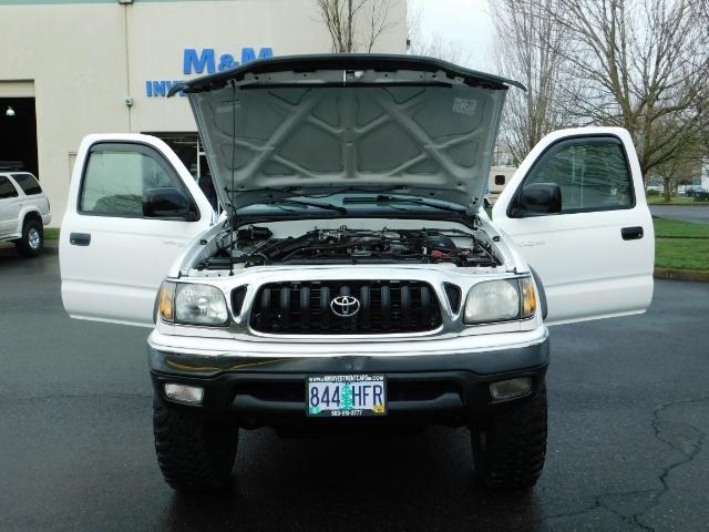2004 Toyota Tacoma SR5 XtraCab 4x4 / V6 3.4L / TRD OFF-ROAD / LIFTED - Photo 34 - Portland, OR 97217