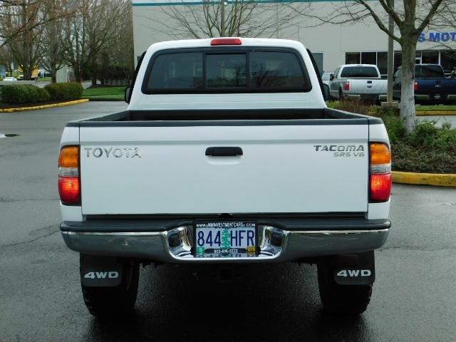 2004 Toyota Tacoma SR5 XtraCab 4x4 / V6 3.4L / TRD OFF-ROAD / LIFTED - Photo 5 - Portland, OR 97217