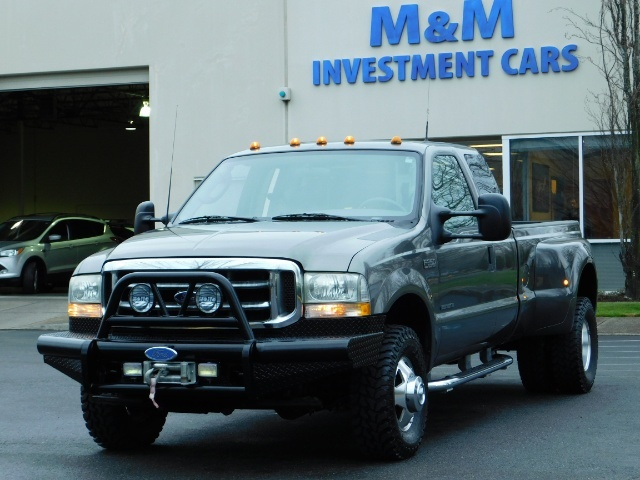 2003 Ford F-350 Lariat 4X4 / 7.3L DIESEL / 6-SPEED MANUAL / DUALLY - Photo 40 - Portland, OR 97217