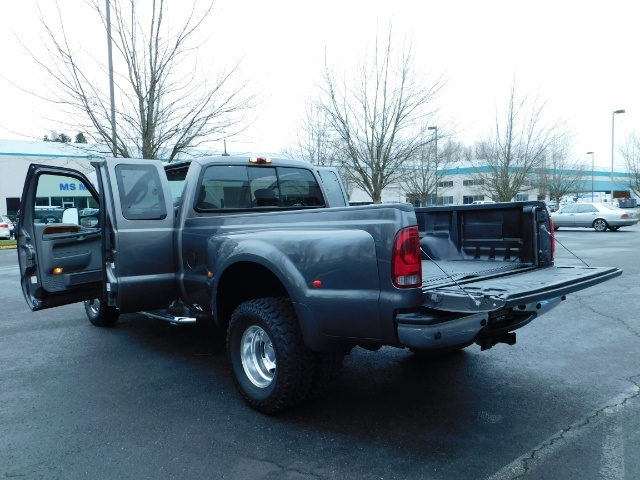 2003 Ford F-350 Lariat 4X4 / 7.3L DIESEL / 6-SPEED MANUAL / DUALLY - Photo 29 - Portland, OR 97217