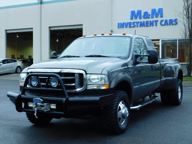 2003 Ford F-350 Lariat 4X4 / 7.3L DIESEL / 6-SPEED MANUAL / DUALLY - Photo 39 - Portland, OR 97217