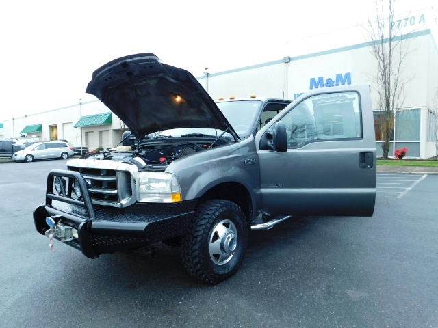 2003 Ford F-350 Lariat 4X4 / 7.3L DIESEL / 6-SPEED MANUAL / DUALLY - Photo 25 - Portland, OR 97217