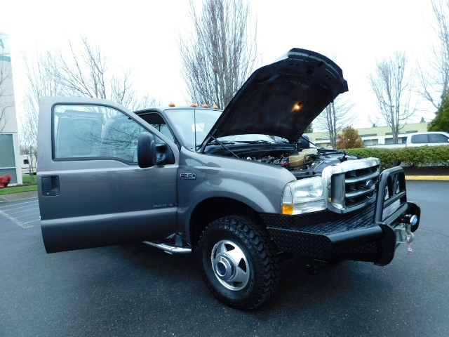 2003 Ford F-350 Lariat 4X4 / 7.3L DIESEL / 6-SPEED MANUAL / DUALLY - Photo 26 - Portland, OR 97217