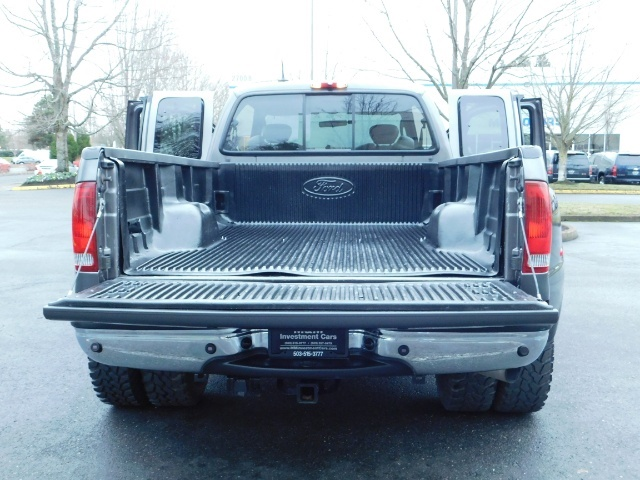 2003 Ford F-350 Lariat 4X4 / 7.3L DIESEL / 6-SPEED MANUAL / DUALLY - Photo 22 - Portland, OR 97217