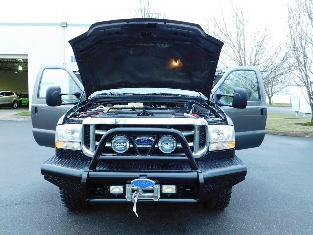 2003 Ford F-350 Lariat 4X4 / 7.3L DIESEL / 6-SPEED MANUAL / DUALLY - Photo 31 - Portland, OR 97217