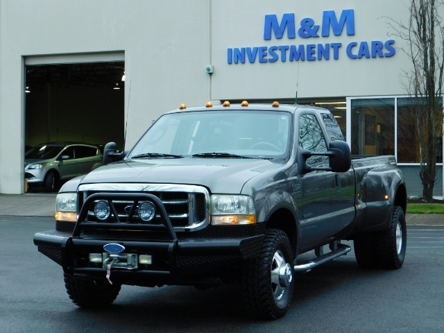 2003 Ford F-350 Lariat 4X4 / 7.3L DIESEL / 6-SPEED MANUAL / DUALLY - Photo 41 - Portland, OR 97217