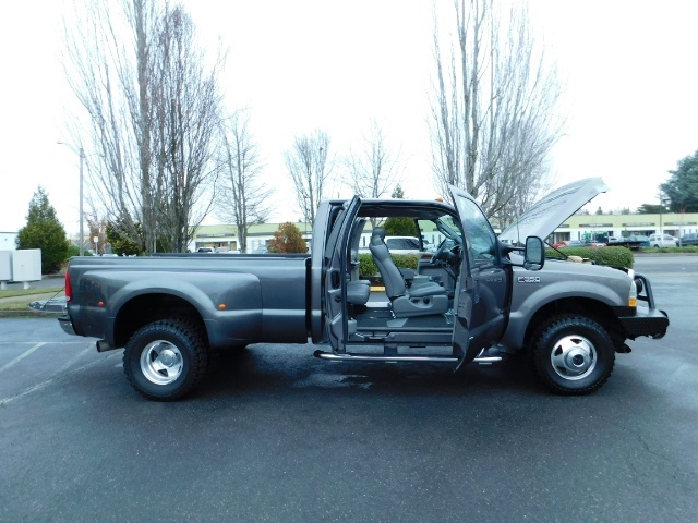 2003 Ford F-350 Lariat 4X4 / 7.3L DIESEL / 6-SPEED MANUAL / DUALLY - Photo 27 - Portland, OR 97217
