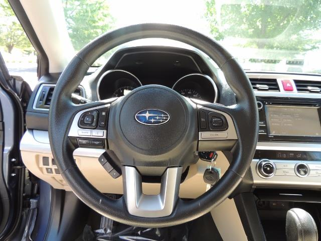 2015 Subaru Outback 2.5i Wagon AWD Paddle Shifts/ Backup CAM / 1-Owner - Photo 32 - Portland, OR 97217