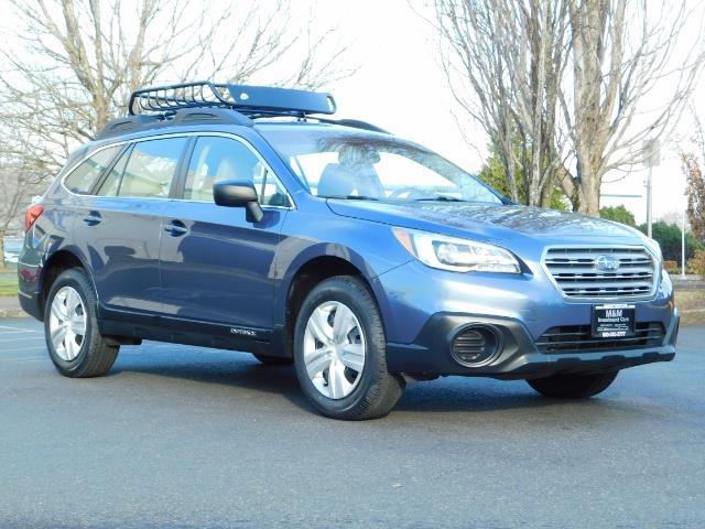 2015 Subaru Outback 2.5i Wagon AWD Paddle Shifts/ Backup CAM / 1-Owner - Photo 2 - Portland, OR 97217