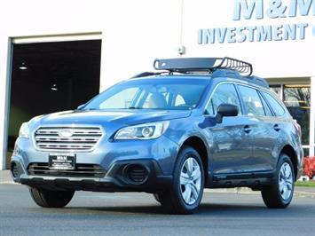 2015 Subaru Outback 2.5i Wagon AWD Paddle Shifts/ Backup CAM / 1-Owner Wagon