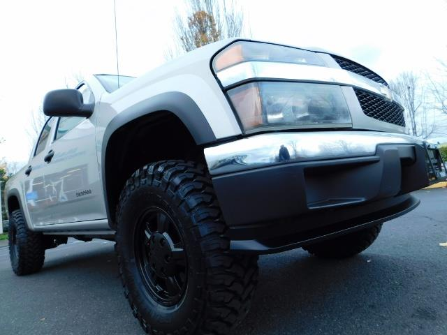 2005 Chevrolet Colorado LS 5CYl DOUBLE CAB 4WD LIFTED LIFTED - Photo 24 - Portland, OR 97217