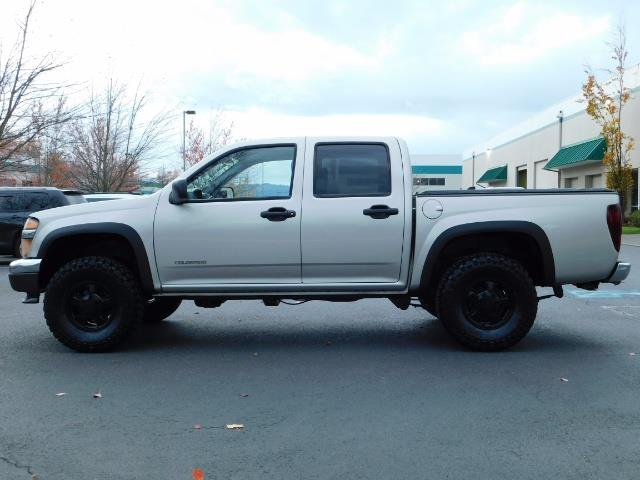 2005 Chevrolet Colorado LS 5CYl DOUBLE CAB 4WD LIFTED LIFTED - Photo 4 - Portland, OR 97217