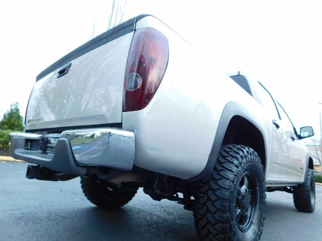 2005 Chevrolet Colorado LS 5CYl DOUBLE CAB 4WD LIFTED LIFTED - Photo 23 - Portland, OR 97217