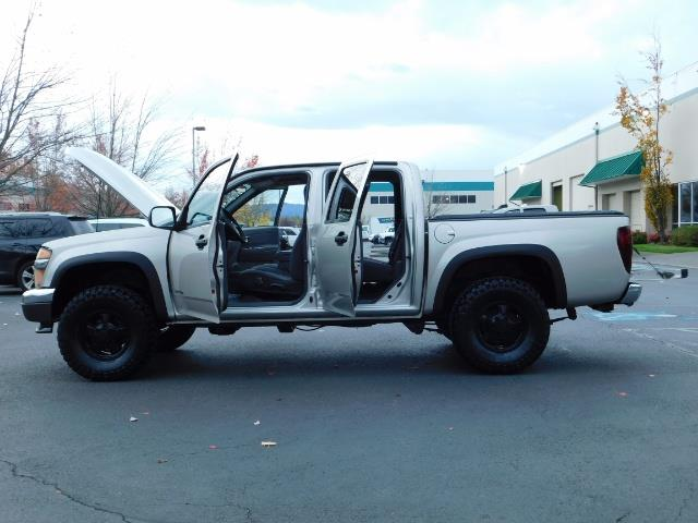 2005 Chevrolet Colorado LS 5CYl DOUBLE CAB 4WD LIFTED LIFTED - Photo 10 - Portland, OR 97217
