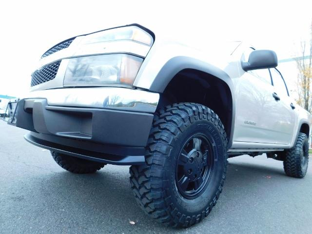 2005 Chevrolet Colorado LS 5CYl DOUBLE CAB 4WD LIFTED LIFTED - Photo 21 - Portland, OR 97217