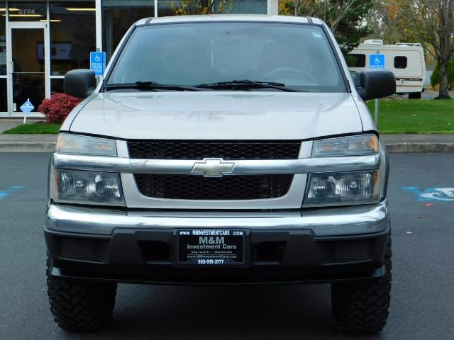 2005 Chevrolet Colorado LS 5CYl DOUBLE CAB 4WD LIFTED LIFTED - Photo 5 - Portland, OR 97217