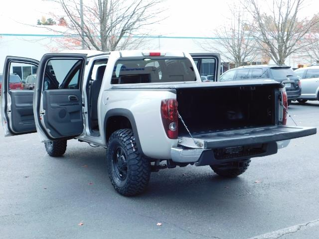2005 Chevrolet Colorado LS 5CYl DOUBLE CAB 4WD LIFTED LIFTED - Photo 25 - Portland, OR 97217