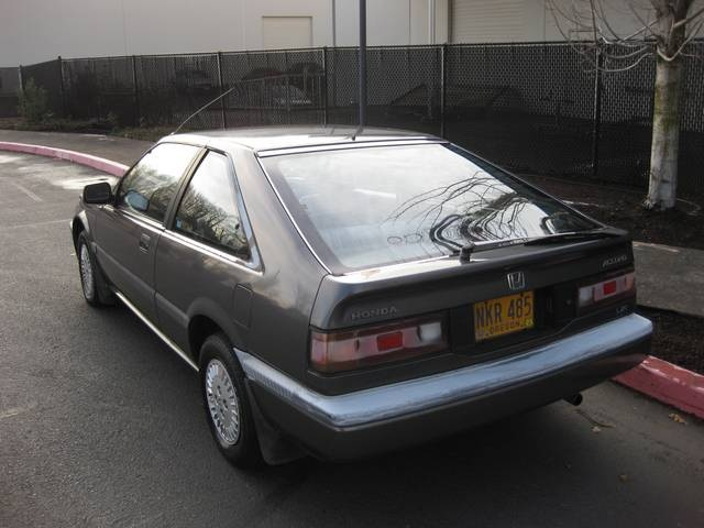 1987 Honda Accord Dx