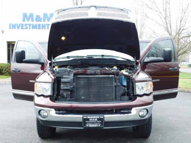 2005 Dodge Ram 2500 Laramie/ 4x4 / Cummins 5.9L / 1-Owner Only 116k Mi - Photo 26 - Portland, OR 97217