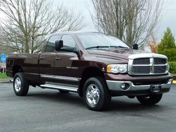 2005 Dodge Ram 2500 Laramie/ 4x4 / Cummins 5.9L / 1-Owner Only 116k Mi Truck