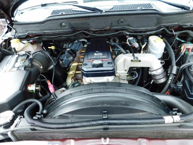2005 Dodge Ram 2500 Laramie/ 4x4 / Cummins 5.9L / 1-Owner Only 116k Mi - Photo 37 - Portland, OR 97217