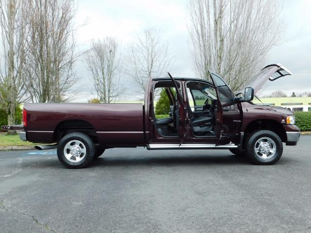 2005 Dodge Ram 2500 Laramie/ 4x4 / Cummins 5.9L / 1-Owner Only 116k Mi - Photo 36 - Portland, OR 97217