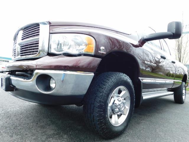 2005 Dodge Ram 2500 Laramie/ 4x4 / Cummins 5.9L / 1-Owner Only 116k Mi - Photo 10 - Portland, OR 97217