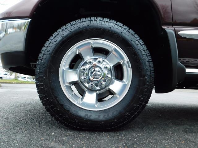 2005 Dodge Ram 2500 Laramie/ 4x4 / Cummins 5.9L / 1-Owner Only 116k Mi - Photo 22 - Portland, OR 97217