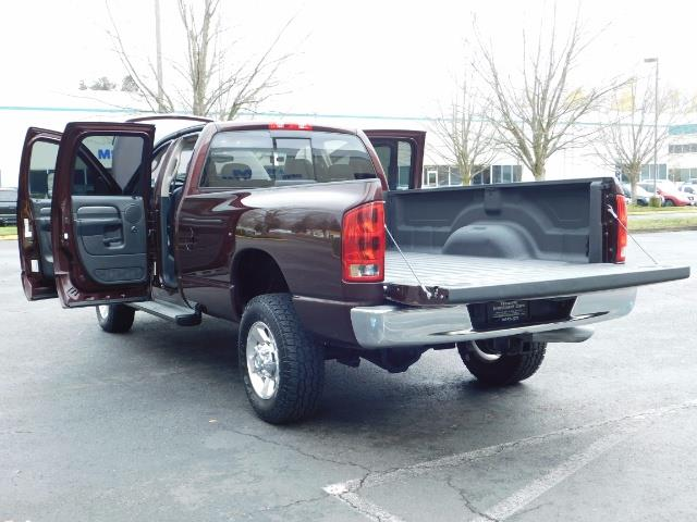 2005 Dodge Ram 2500 Laramie/ 4x4 / Cummins 5.9L / 1-Owner Only 116k Mi - Photo 32 - Portland, OR 97217