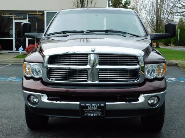 2005 Dodge Ram 2500 Laramie/ 4x4 / Cummins 5.9L / 1-Owner Only 116k Mi - Photo 5 - Portland, OR 97217