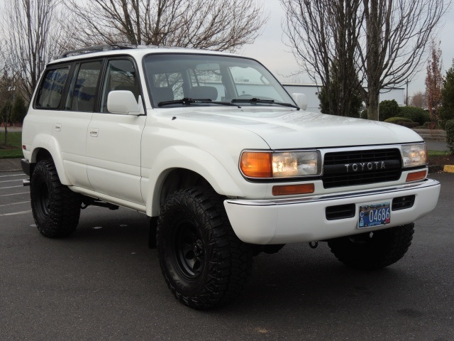 1992 toyota land cruiser v6 3rd row lifted diff locks. Black Bedroom Furniture Sets. Home Design Ideas