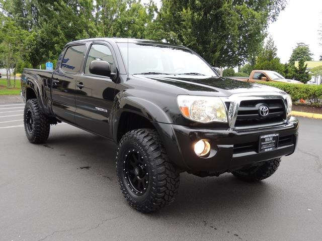 2007 Toyota Tacoma Sr5 V6 4dr Double Cab 4x4 Long Bed