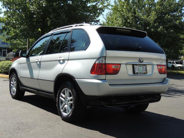 2005 BMW X5 3.0i / AWD / Leather / Heats Seats/ Panoramic Sunr - Photo 55 - Portland, OR 97217
