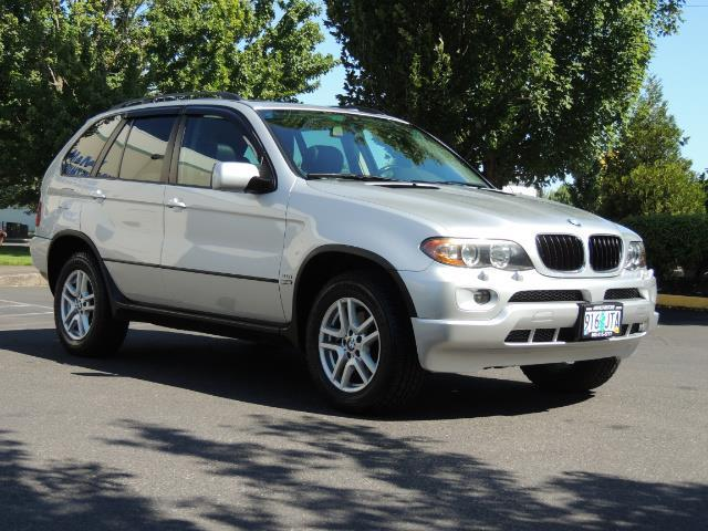 2005 BMW X5 3.0i / AWD / Leather / Heats Seats/ Panoramic Sunr - Photo 50 - Portland, OR 97217
