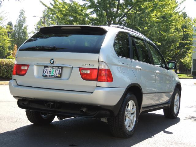 2005 BMW X5 3.0i / AWD / Leather / Heats Seats/ Panoramic Sunr - Photo 56 - Portland, OR 97217