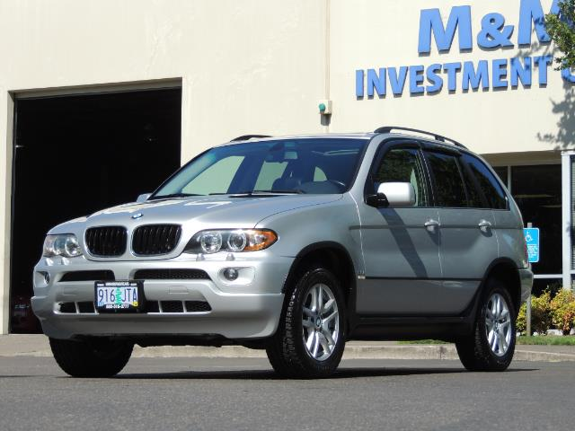 2005 BMW X5 3.0i / AWD / Leather / Heats Seats/ Panoramic Sunr - Photo 47 - Portland, OR 97217