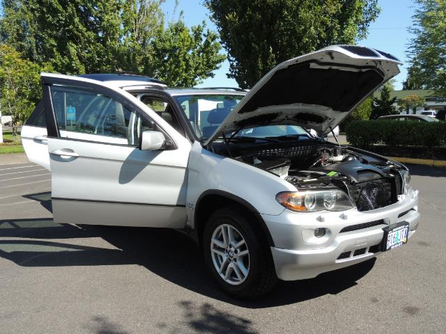 2005 BMW X5 3.0i / AWD / Leather / Heats Seats/ Panoramic Sunr - Photo 31 - Portland, OR 97217