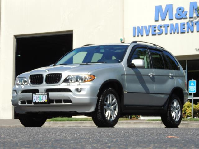 2005 BMW X5 3.0i / AWD / Leather / Heats Seats/ Panoramic Sunr - Photo 45 - Portland, OR 97217