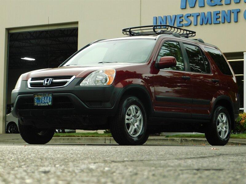 2002 Honda CR-V EX photo