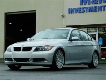 2008 BMW 328xi Sedan / All Wheel Drive / PRM+WINTER PKGs Sedan