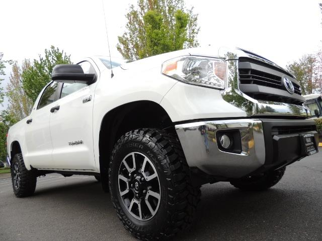 2014 Toyota Tundra SR5 / CrewMax / 4X4 / 5.7L / LEATHER / 1-Owner - Photo 10 - Portland, OR 97217