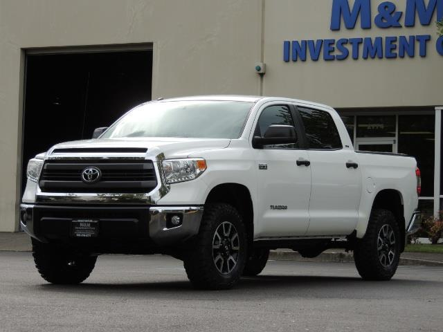 2014 Toyota Tundra SR5 / CrewMax / 4X4 / 5.7L / LEATHER / 1-Owner - Photo 50 - Portland, OR 97217