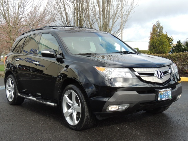 2007 Acura Mdx Awd Sport Tech Packages Every Possible Option Photo