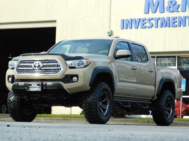 2017 Toyota Tacoma TRD Off-Road Sport / ONLY 42 MILES / 6-SPEED - Photo 48 - Portland, OR 97217