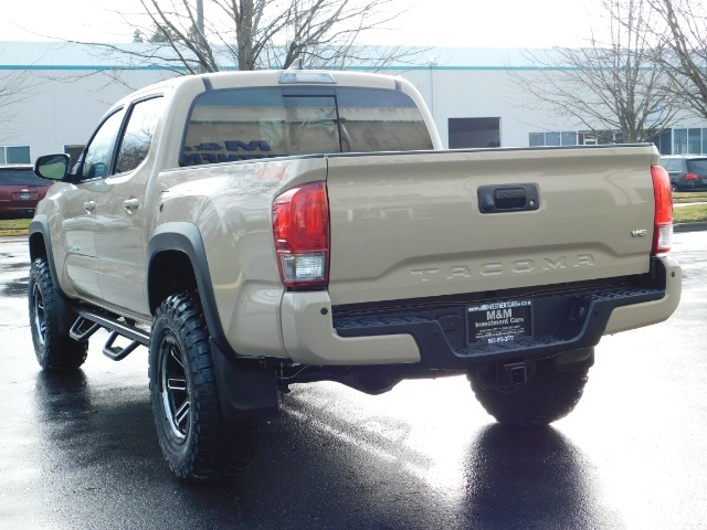2017 Toyota Tacoma TRD Off-Road Sport / ONLY 42 MILES / 6-SPEED - Photo 7 - Portland, OR 97217